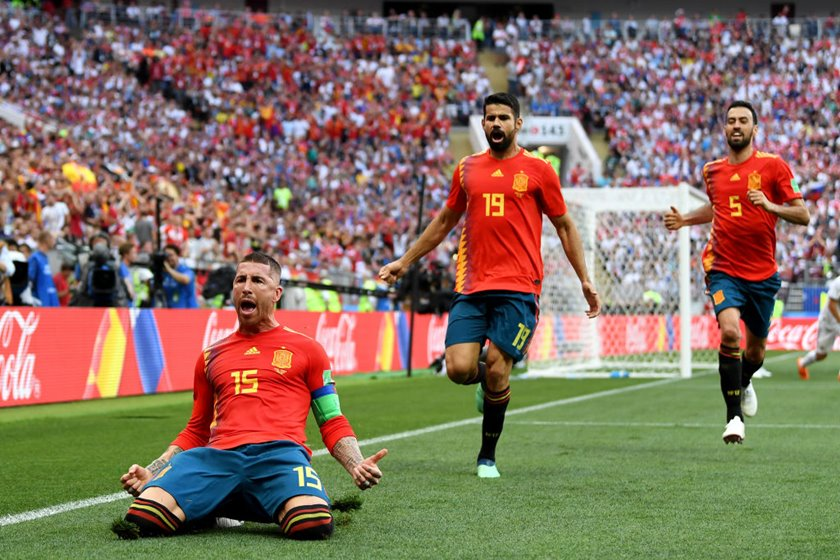 0dd7ffef0c Spain v Russia  Round of 16 - 2018 FIFA World Cup Russia