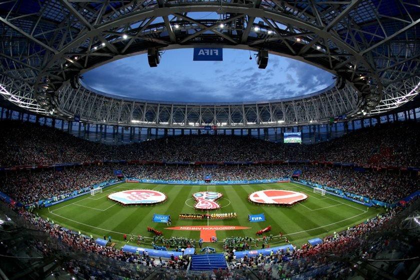 Croatia v Denmark: Round of 16 - 2018 FIFA World Cup Russia