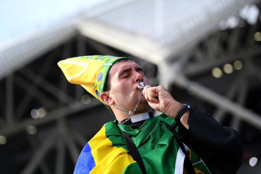 torcedor brasil méxico