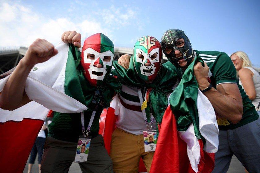 torcedores brasil méxico