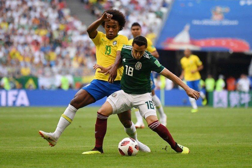 willian brasil méxico