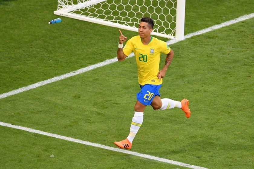 roberto firmino brasil méxico