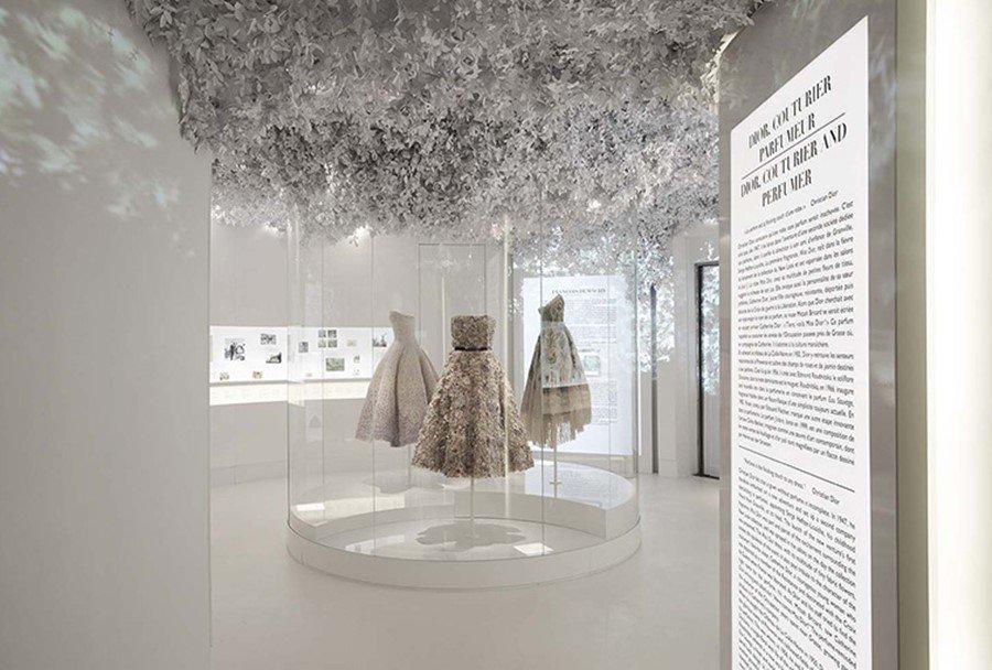 Dior exposição em Paris