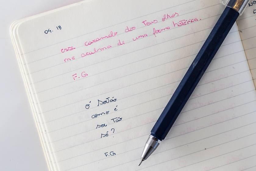 Fernanda Gonzaga, poetisa se prepara para lançar livro
