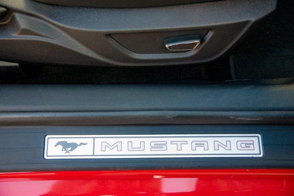 Brasília (DF), 20/06/2018  Teste do carro Mustang GT Premium Lo