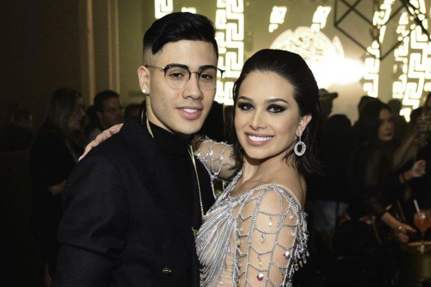 Kevinho e Flávia
