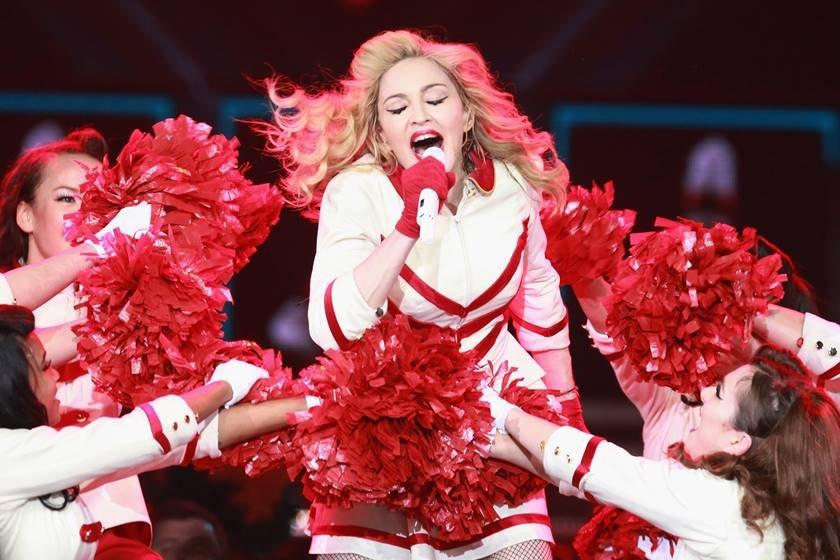 "Madonna ""MDNA"" Tour - New York, NY"