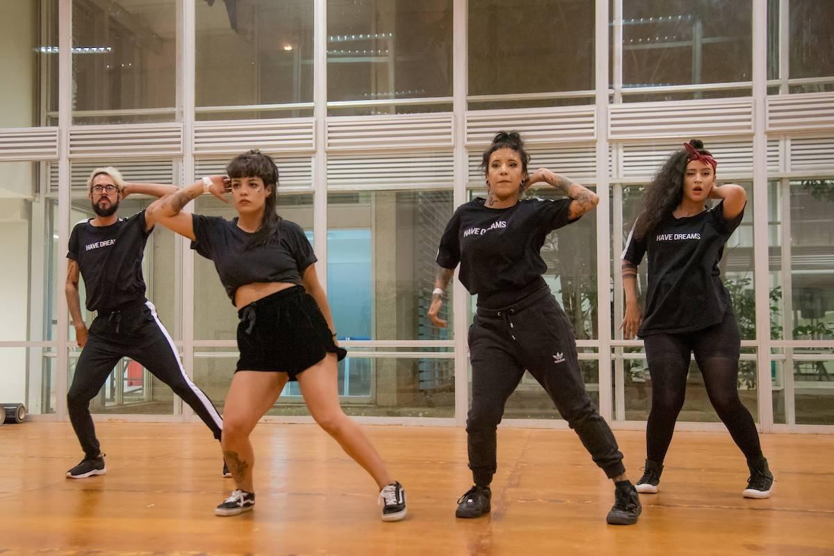 Brasília (DF), 27/06/2018 Seleção Brasileira de Hip Hop irá representar o Brasil em competição internacional Local:Centro de Dança de Brasília (SAN Quadra 01 Via N2) Foto: Hugo Barreto/Metróp