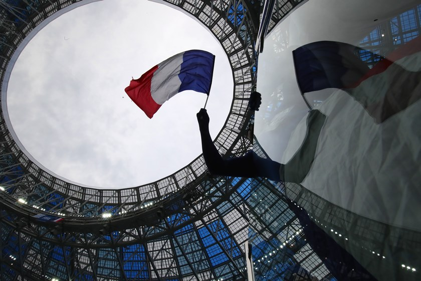 Uruguay v France: Quarter Final - 2018 FIFA World Cup Russia