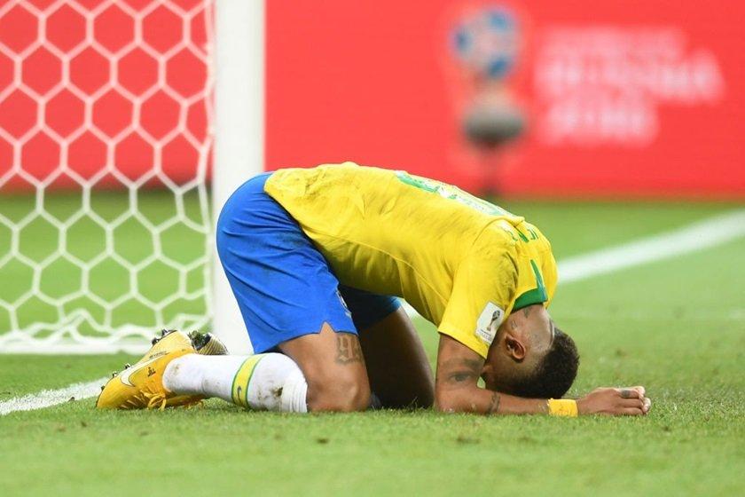 neymar brasil bélgica
