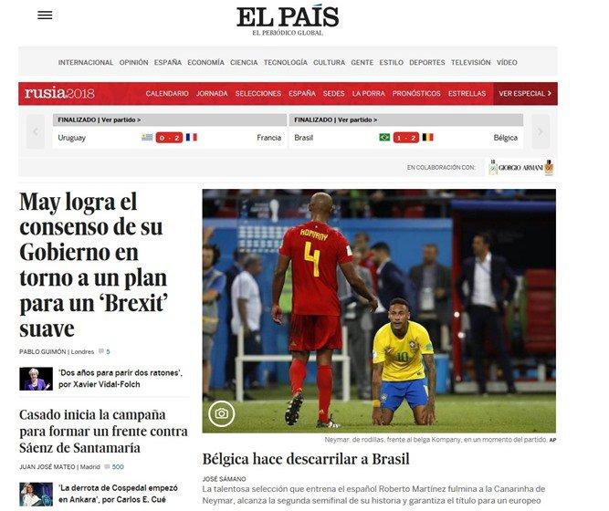 el país espanha