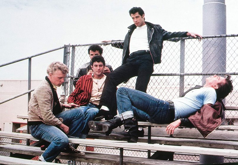 grease cred paramount pictures
