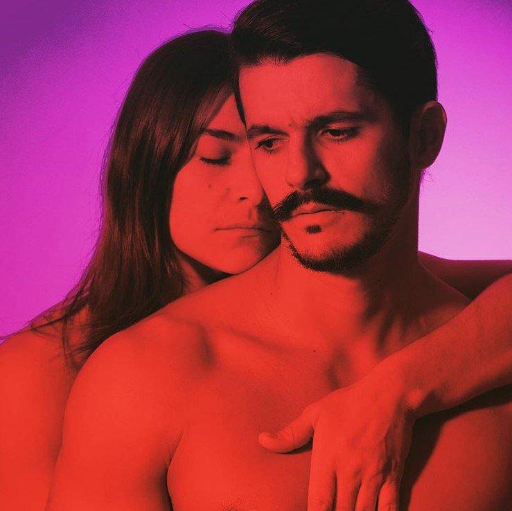 Bruno Lopes e Priscila Fantin