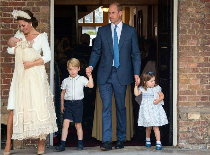 familia real william e kate middleton batizam principe louis familia real william e kate middleton