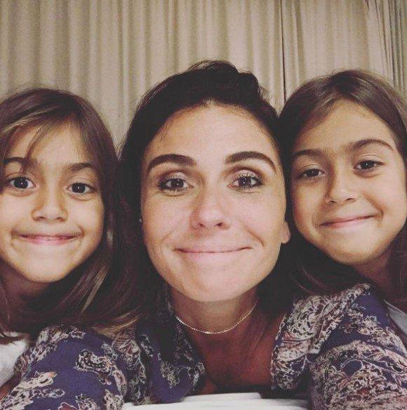 Giovanna Antonelli filhos