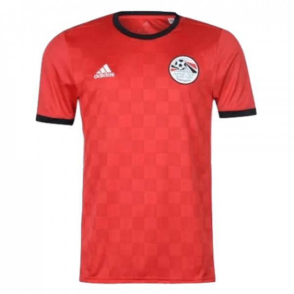 Egito, titular - Uniforme Copa do Mundo - Vermelho