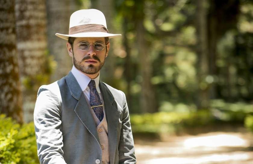 João Miguel Júnior/TV Globo/Divulgação