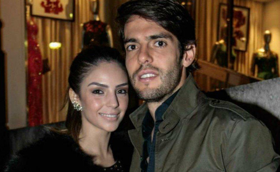 Kaká e Carol Celico