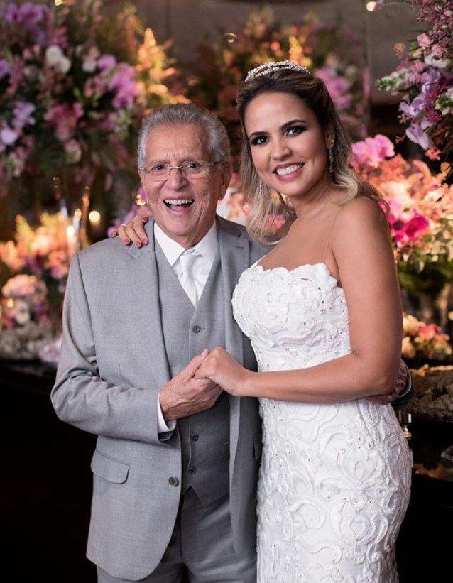Carlos Alberto e Renata