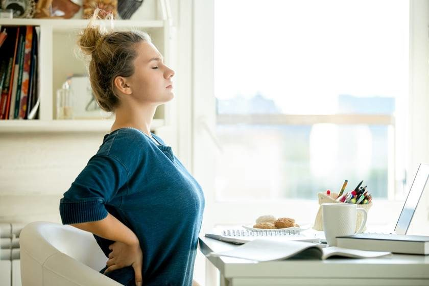 4 mudanças na rotina que vão aliviar as suas dores nas costas