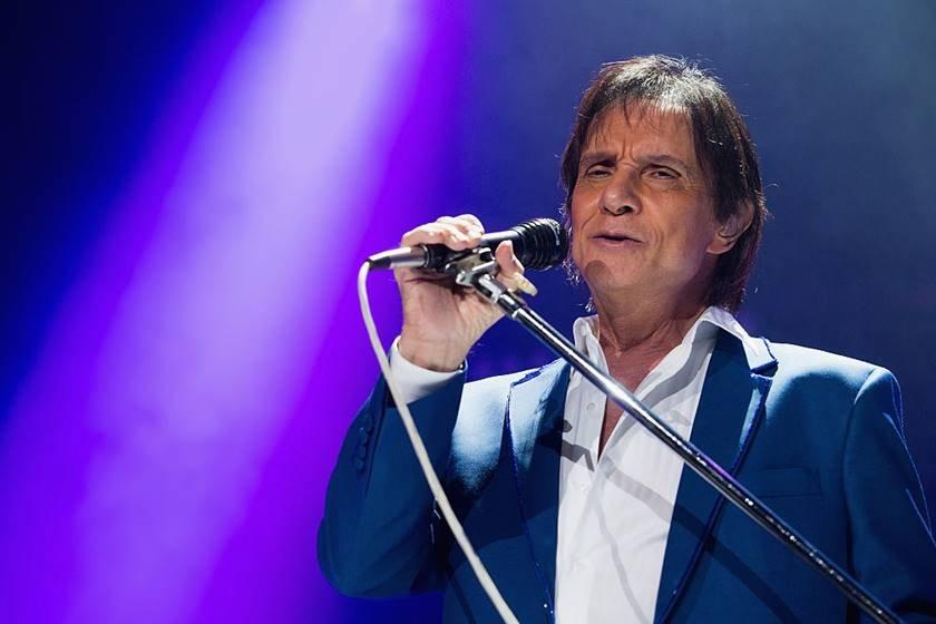 Roberto Carlos In Concert At Arena Ciudad de Mexico