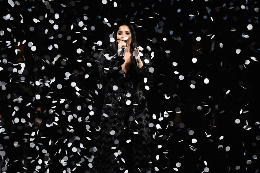"Demi Lovato ""Tell Me You Love Me"" World Tour - Brooklyn"
