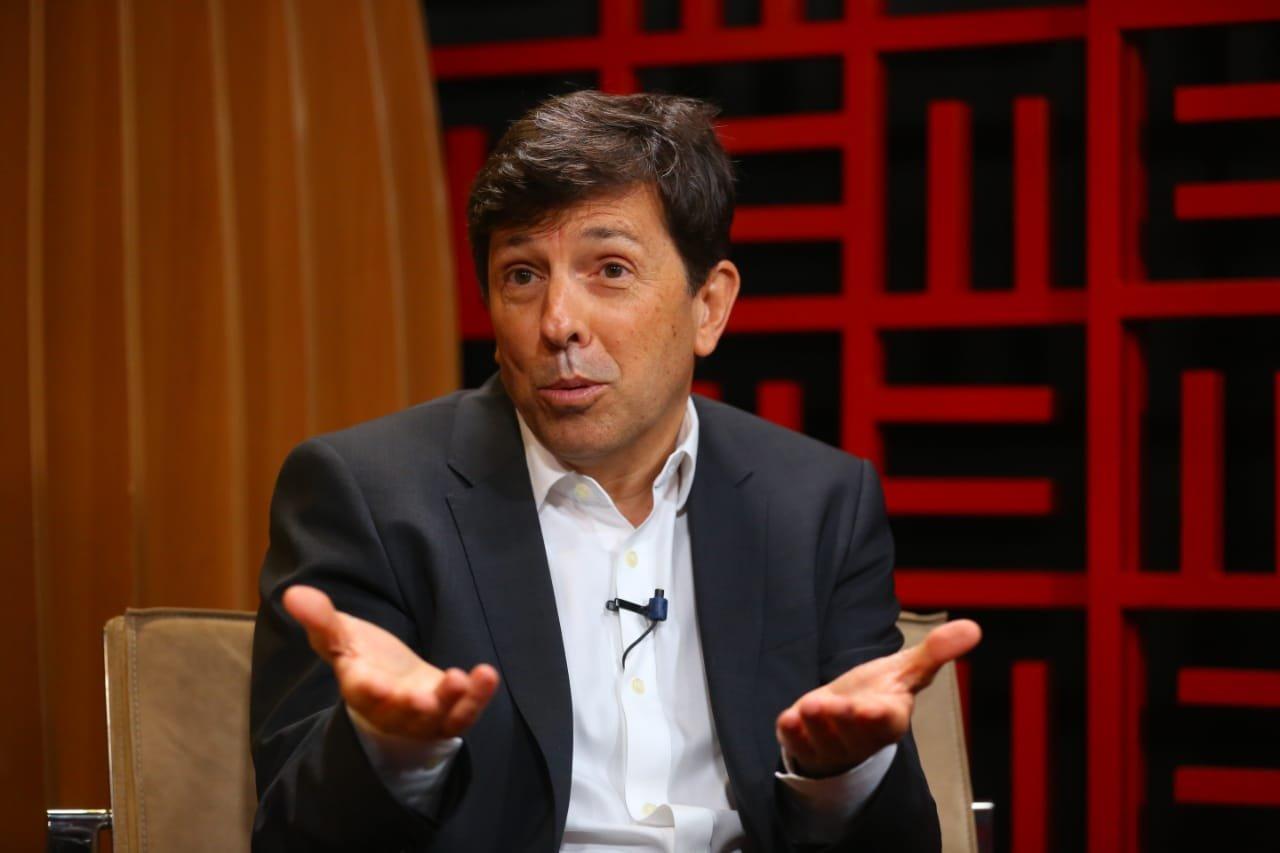 João Amoêdo em entrevista ao Metrópoles