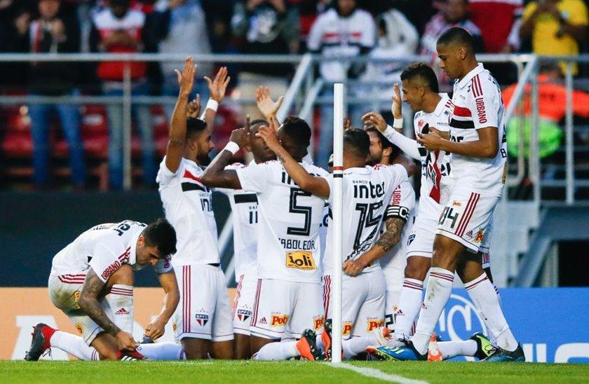 São Paulo bate Vasco por 2 x 1 e assume a liderança do Brasileirão a74e5d0307bc5