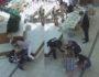 reprodução / Câmeras de segurança do shopping Palm Beach Gardens