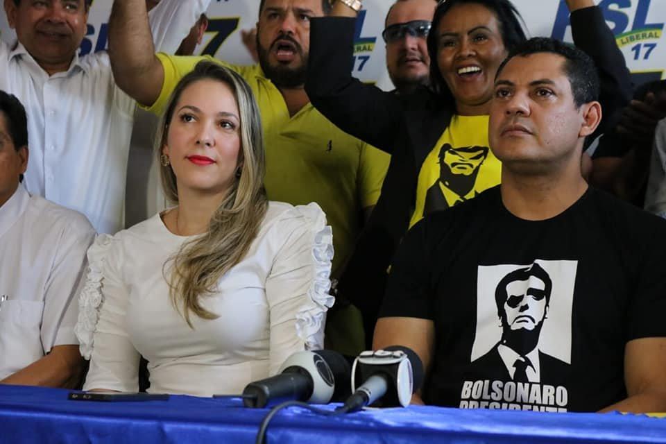 Coronel Ulysses Araújo - candidato gov PSL Acre