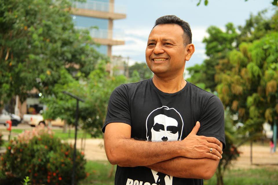 Cirilo Fernandes - candidato Gov Amapá PSL