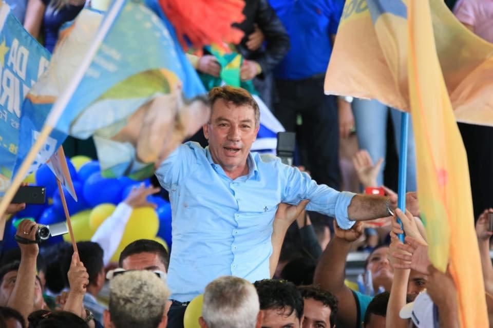 Antonio Denarium candidato gov roraima psl