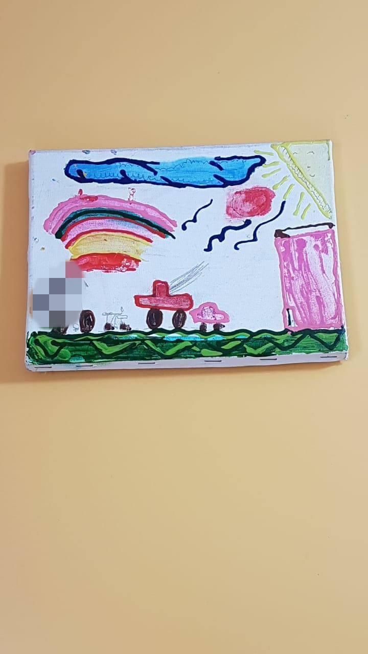 Desenho de crianca