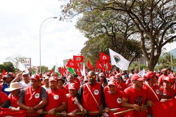 Manifestação pró-Lula (1)