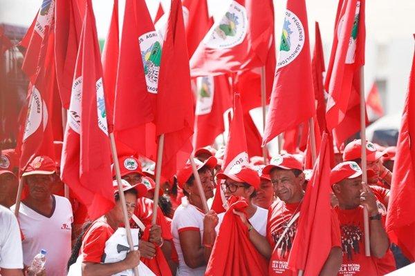 Manifestação pró-Lula (4)