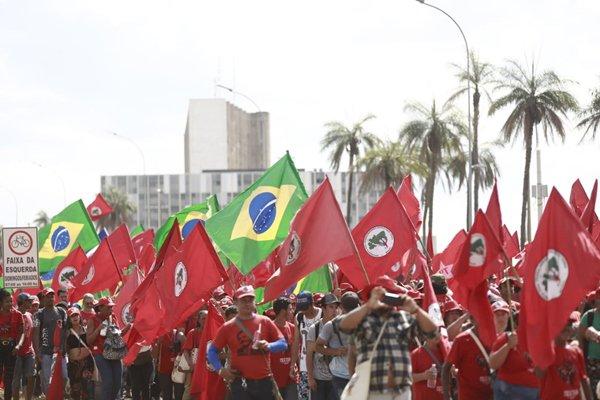 Manifestação pró-Lula (5)