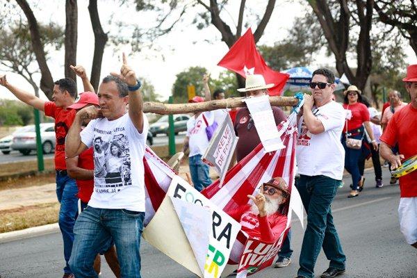 Manifestação pró-Lula (6)