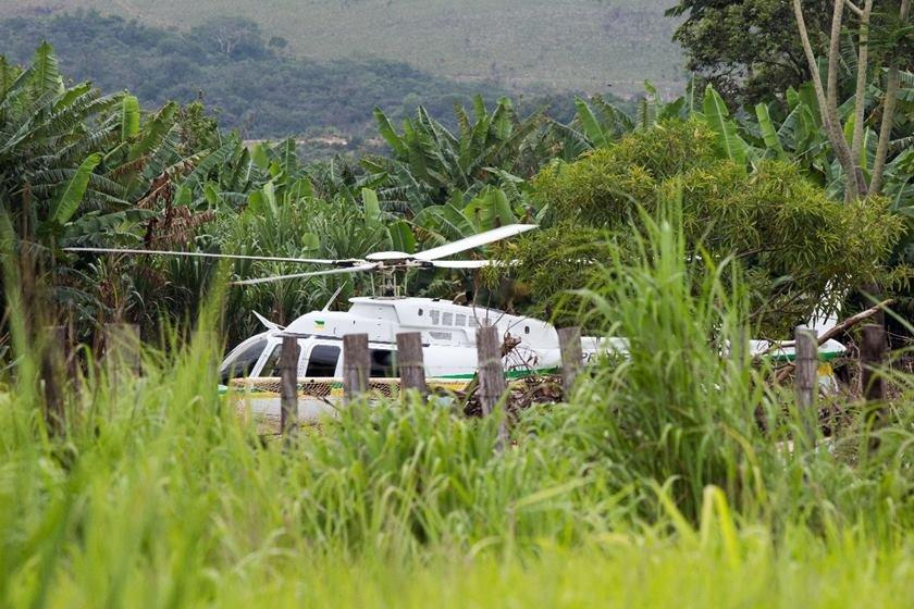 Helicóptero GDF