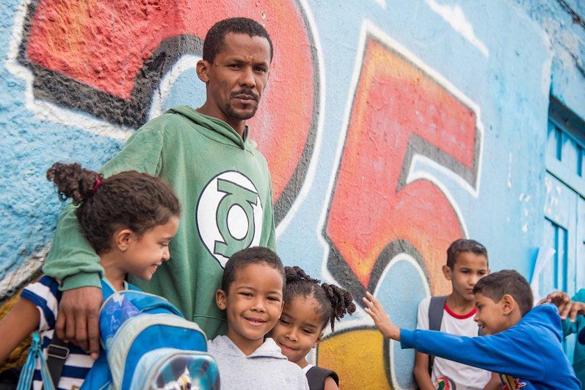 Brasília(DF), 16/08/2018 DF na Real TCDF apontando que mais de 80% das escolas públicas carecem de reformas. Local: samambaia Foto: Hugo Barreto/Metrópoles