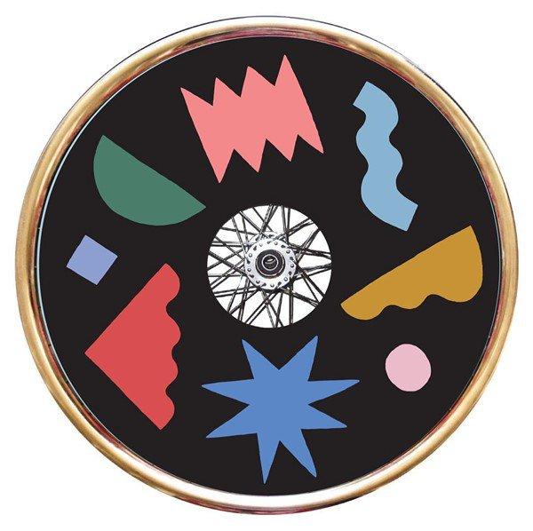 Divulgação/Izzy Wheel