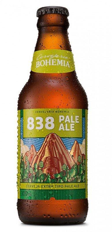 Cervejaria Bohemia 838 Pale Ale
