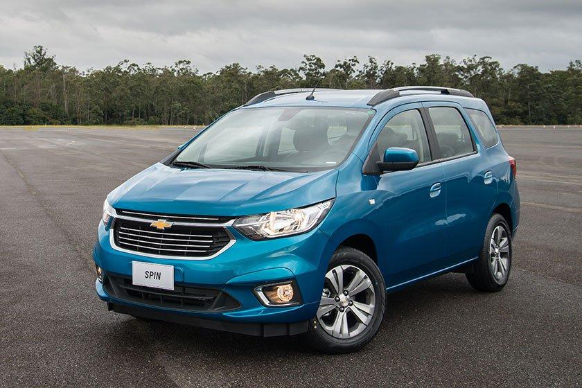 Fotos: Chevrolet/Divulgação
