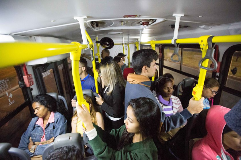 DF na Real - onibus