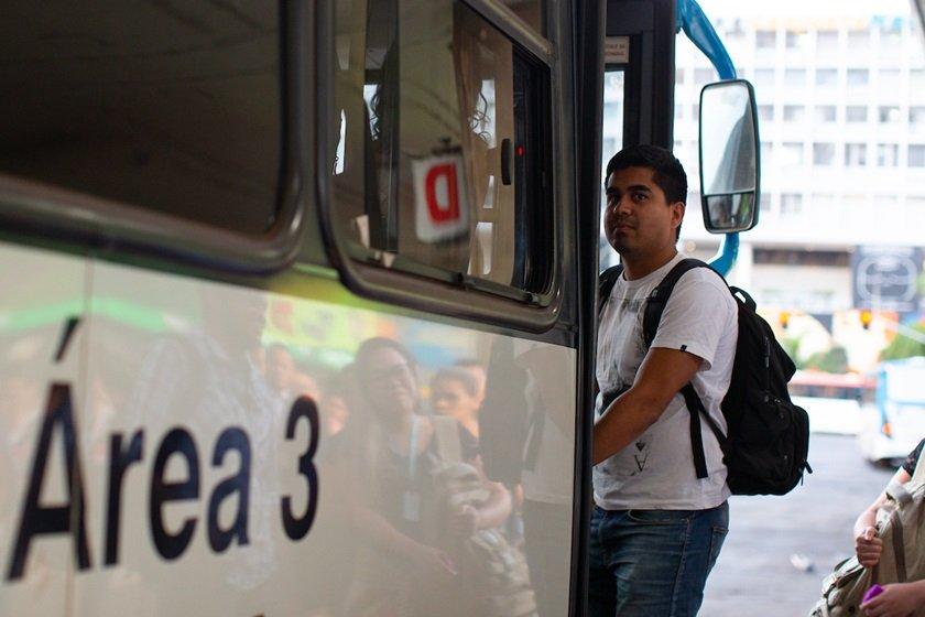 DF Na Real, problemas no transporte público. Brasília(DF), 04/09/2018