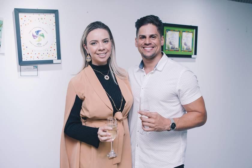 Coquetel vip inaugura exposição em homenagem a Caio Fernando Abreu