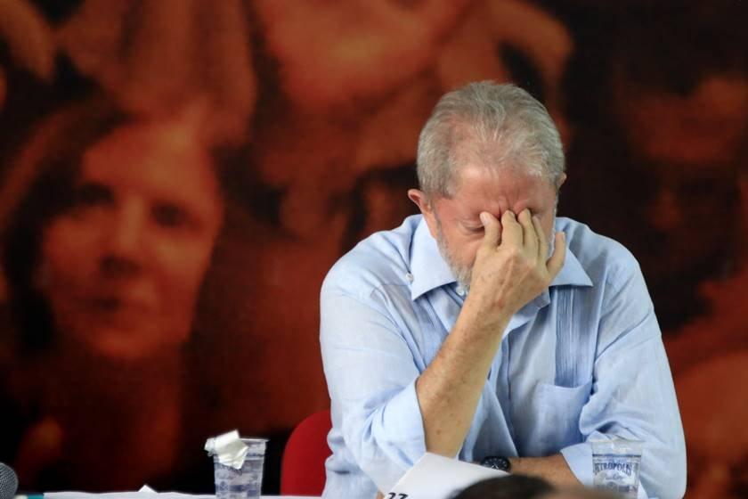 julgamento de Lula no TRE4 - reunião PT