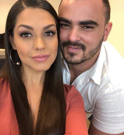 Thais Fersoza e Lucas Vieira
