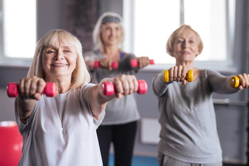 2b428f23d Como evitar a perda de massa muscular com o avanço da idade