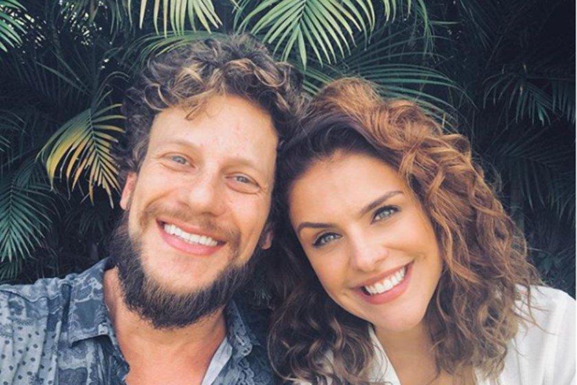 Tem Na Web - Paloma Bernardi aparece em foto com o novo namorado, Dudu Pelizzari
