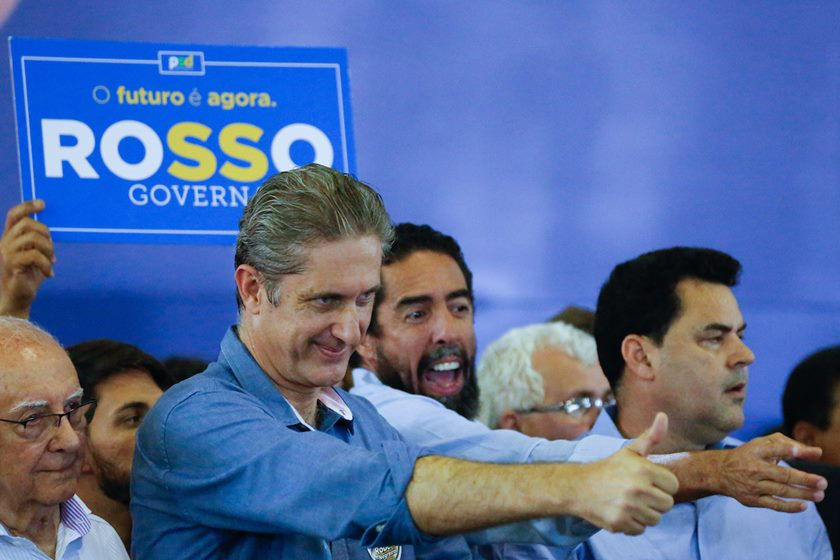 Eleições 2018 - Convensão PSD- Brasília(DF), 04/08/2018